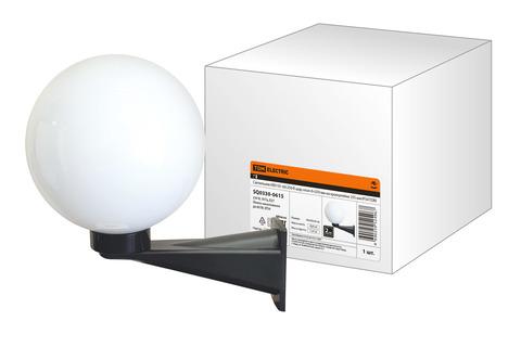 Светильник НБУ 03- 60-250-К шар опал d=250 мм на кронштейне 235 мм IP54 TDM