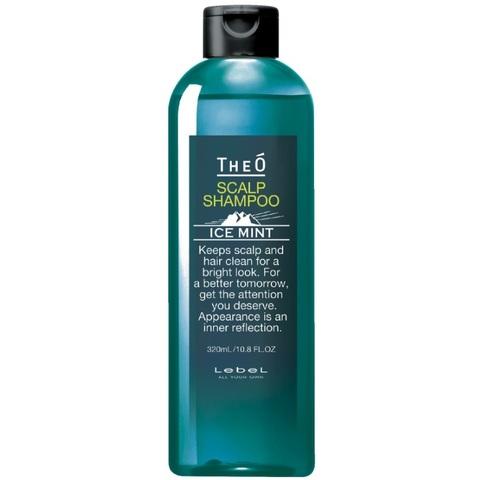 Шампунь Lebel Theo Scalp Shampoo Ice Mint