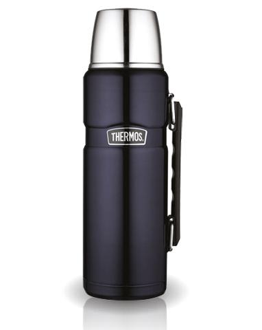 Термос Thermos King SK2020 (2 литра), темно-синий