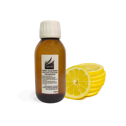 Натуральное эфирное масло Camylle Лимон Натур. масло ЛИМОН 125 ml
