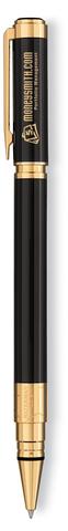 Ручка-роллер Waterman Perspective, цвет: Black GT123