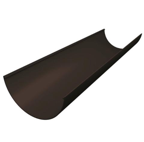 Желоб ПВХ Гранд Лайн 120х87х3000 мм