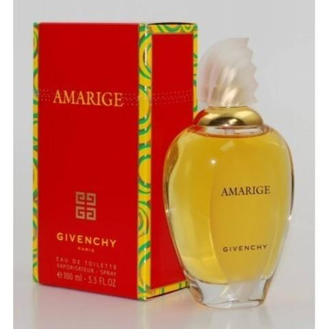 Givenchy: Amarige женская туалетная вода edt, 100мл