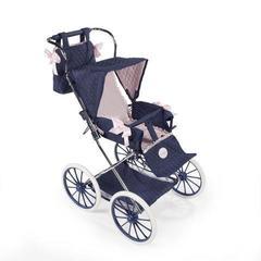 La Nina Винтажная коляска для кукол (65047)