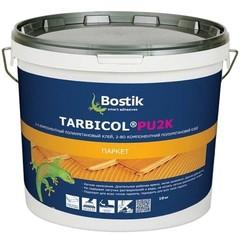Клей полиуретановый Bostik Tarbicol PU 2K двухкомпонентный для паркета 10 кг