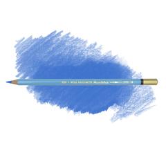 Карандаш художественный акварельный MONDELUZ, цвет 16 церулеум синий