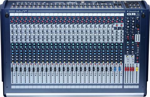Аналоговые Soundcraft GB2-24