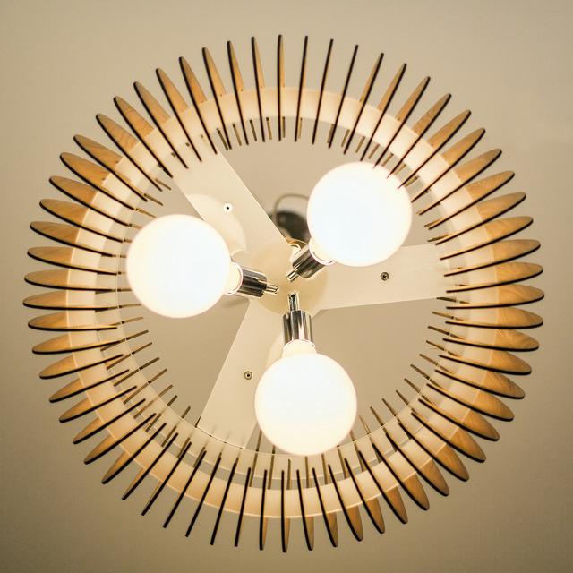 Подвесной светильник GALACTIC Sputnik, средний - вид 4
