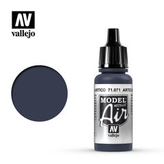 Model air 071-17ml. Artic blue (metallic)