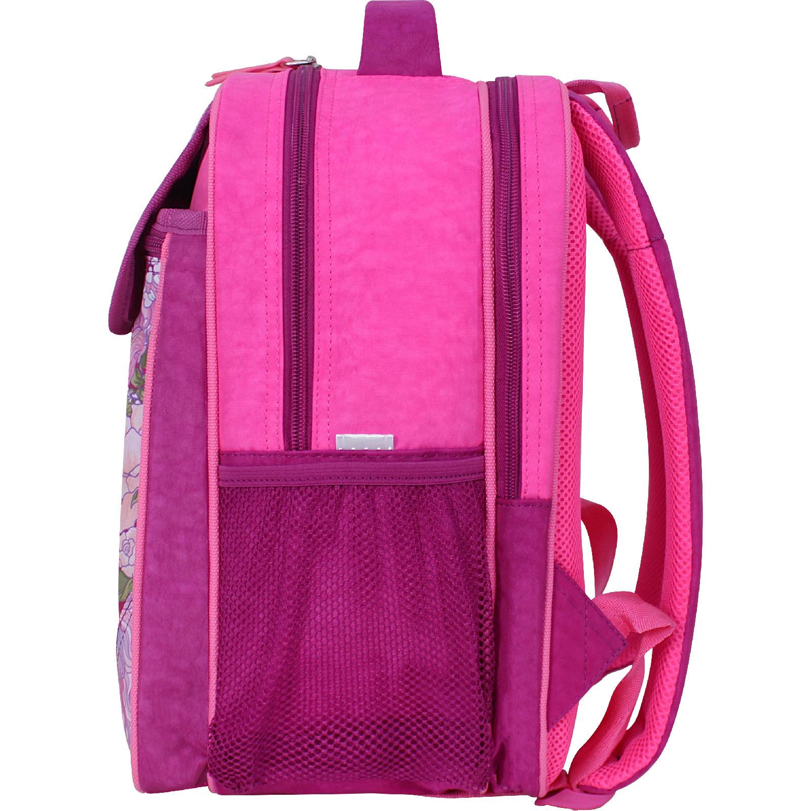 Рюкзак школьный Bagland Отличник 20 л. 143 малина 888 (0058070)