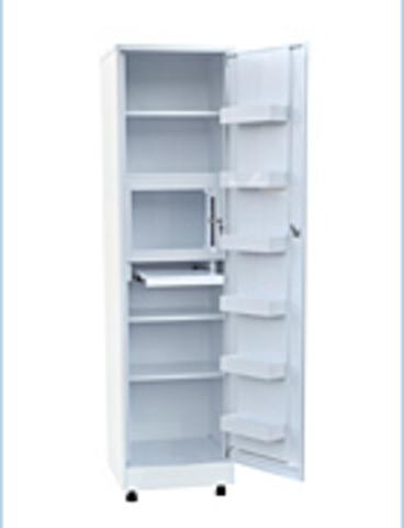 Шкаф для медикаментов 1-но створчатый - фото