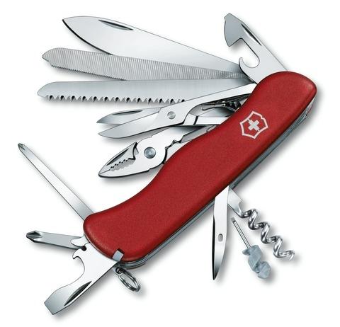 Складной нож Victorinox Work Champ (0.9064)