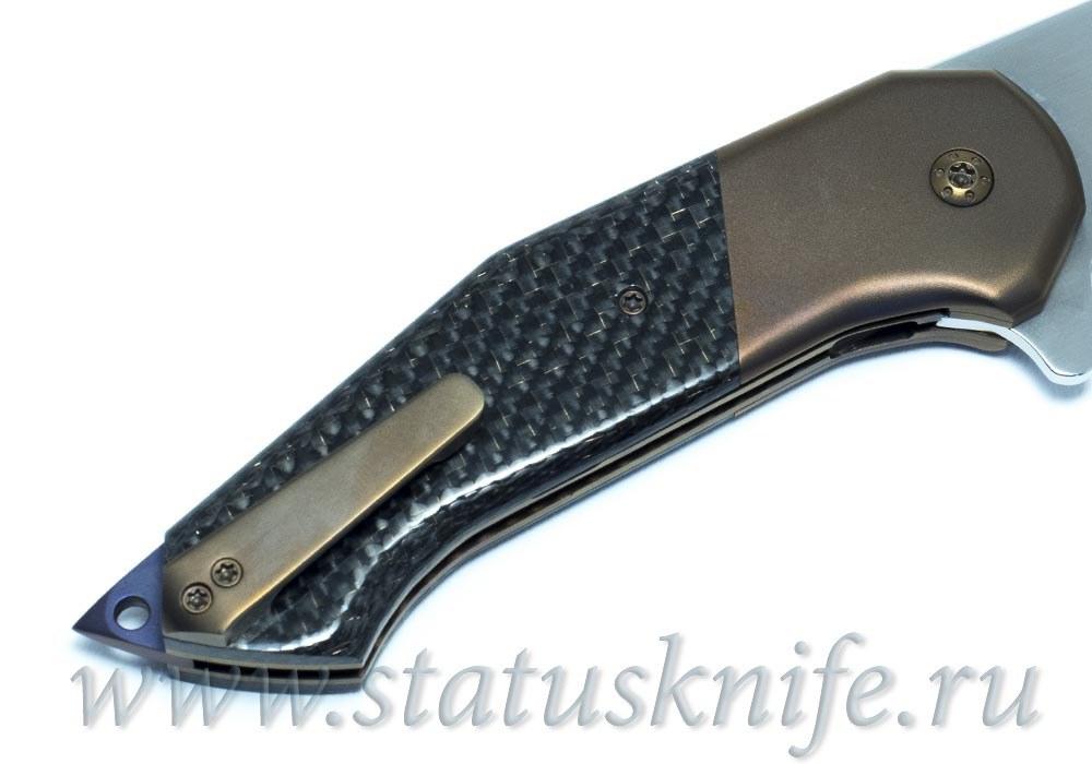 Нож Titan XL #1 Eric Demongivert - фотография