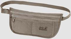Сумка поясная Jack Wolfskin Document Belt De Luxe silver mink