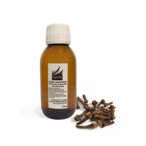 Натуральное эфирное масло Camylle Гвоздика Натур. масло ГВОЗДИКА 125 ml