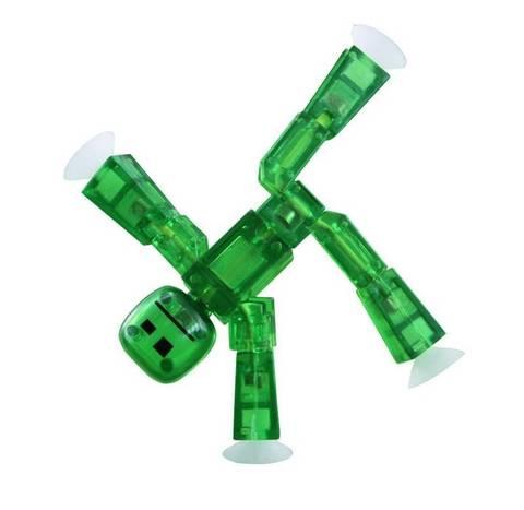 Одиночная фигурка  Stickbot (green)