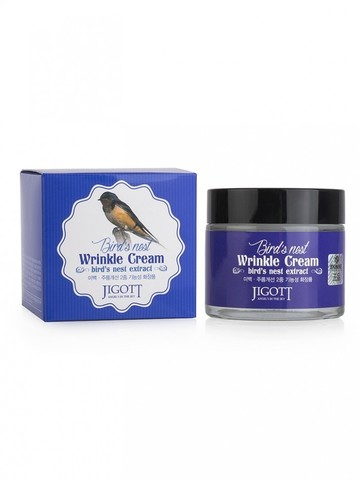 JIGOTTКрем д/лица (Ласточкино гнездо) Bird`s nest Wrinkle Cream , 70 мл