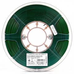 Фотография — ESUN PLA+ 1.75 мм 1кг., темнозеленый