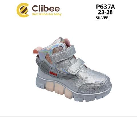 Clibee P637A Silver 23-28