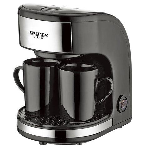 Кофеварка DELTA LUX DL-8157