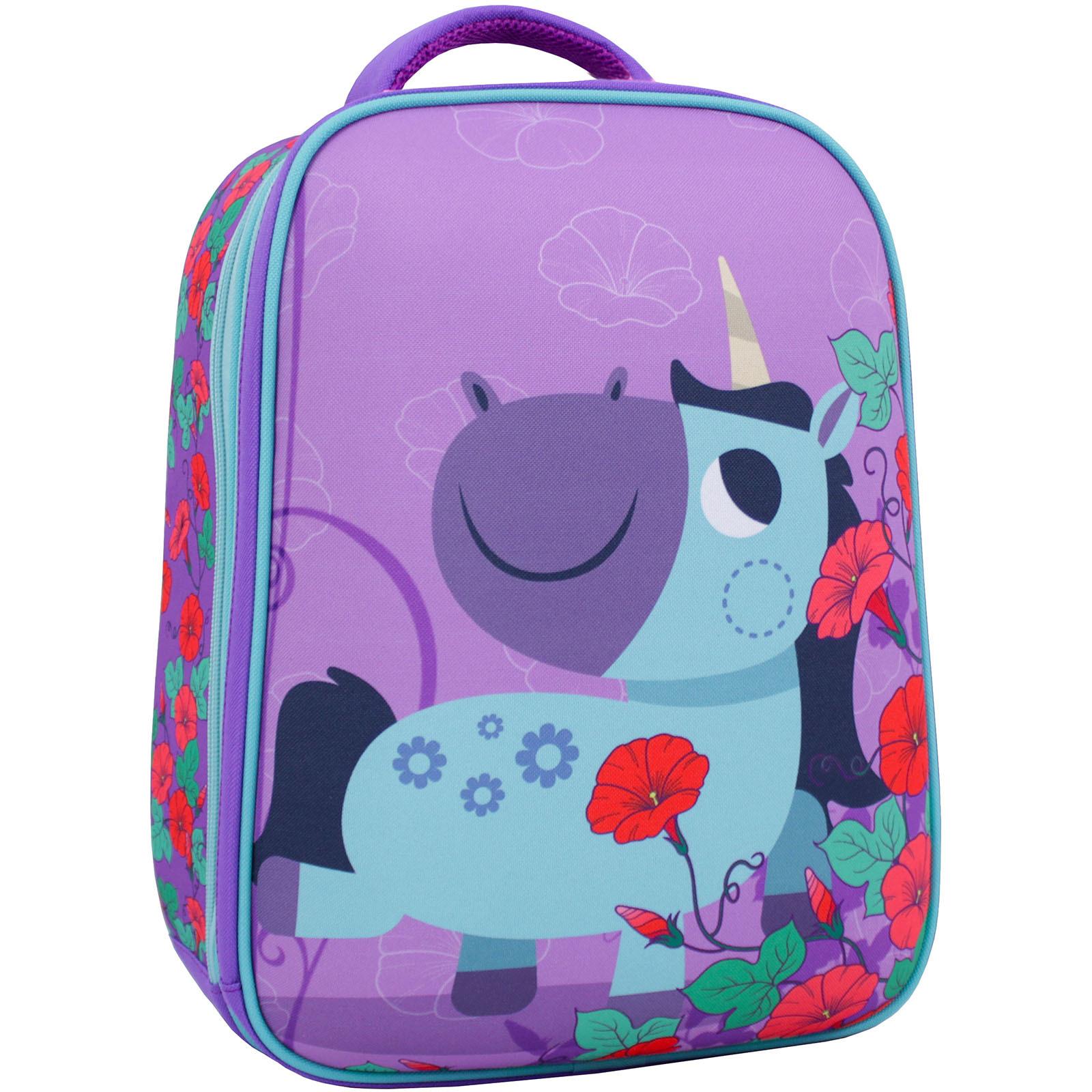 Школьные рюкзаки Рюкзак Bagland Turtle 17 л. фиолетовый 498 (0013466) IMG_1772_суб.498_.JPG