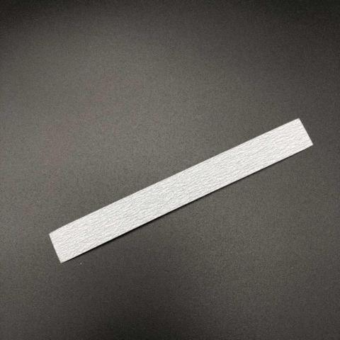 Сменные файлы 120*18 мм для основы M - 180 грит СЕРЫЕ (50 штук)