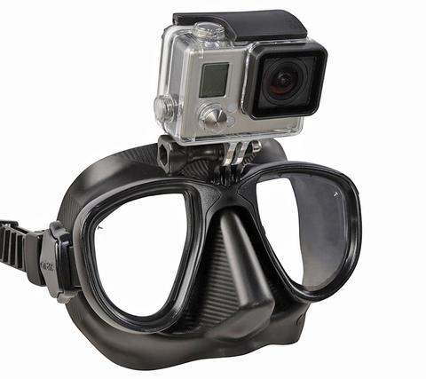 Маска Omer Alien с креплением для GoPro – 88003332291 изображение 1