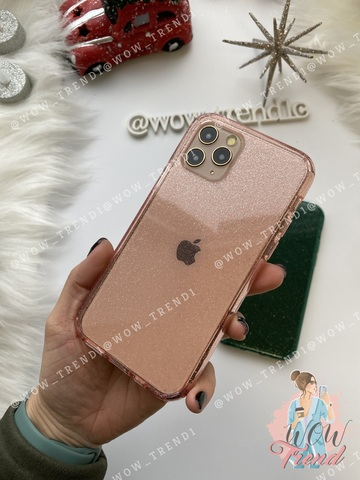Чехол iPhone 11 Pro Max Rock Pure Series /pink/