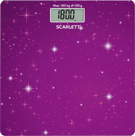 Весы напольные SCARLETT SC-BS33E037
