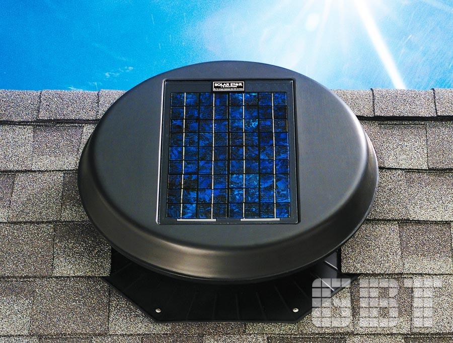 Solar Star чердачная вентиляция