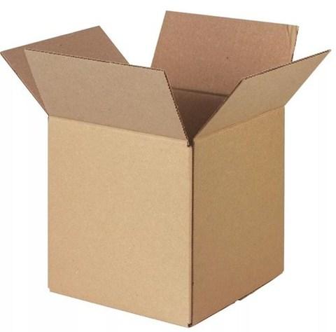 Картонные коробки 200х190х75 бурый  гофрокартон
