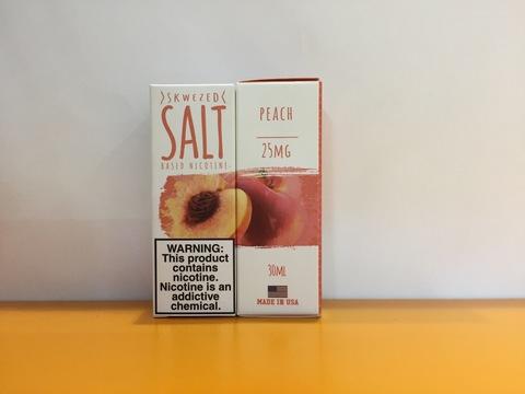 Peach by Skwezed salt 30мл
