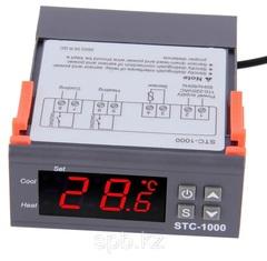 Цифровой термостат STC-1000 для автоматики Старт-Стоп