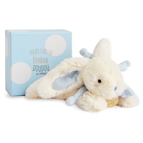 Doudou et Compagnie. Кролик голубой 25 см из коллекции BON BON