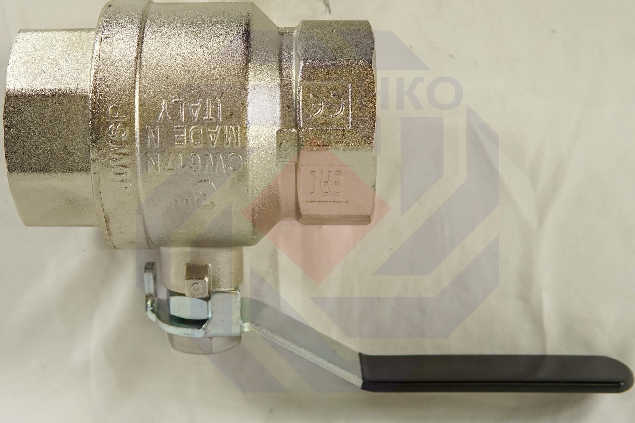 Кран шаровой ВР/ВР BUGATTI 221 3