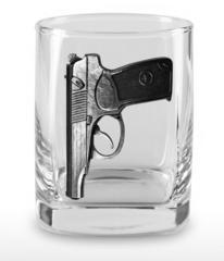 Набор стаканов для виски «Пистолет Макарова», фото 1