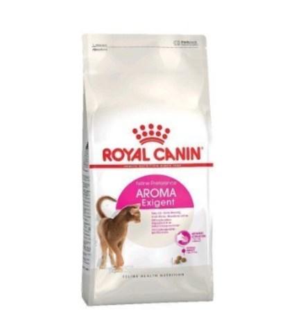 Royal Canin Exigent 33 Aromatic Attraction (4 кг) сухой корм для взрослых кошек привередливых к аромату