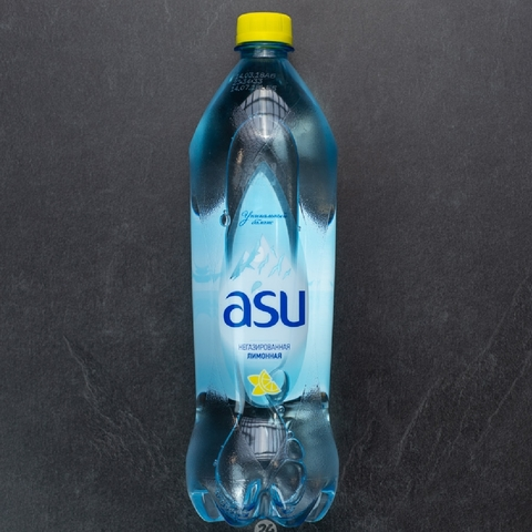 Вода A`SU Лимон Лайм б/газа 1,5 л КАЗАХСТАН