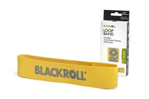 Мини-эспандер текстильный BLACKROLL® LOOP BAND 30 см (сверхлегкое сопротивление)