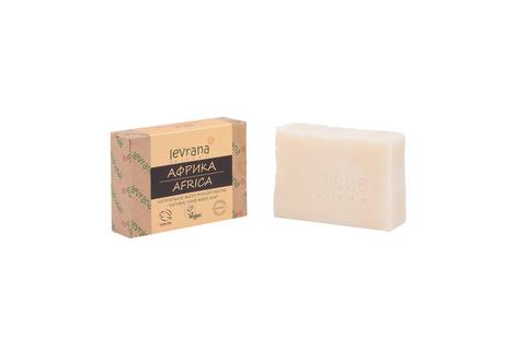 Levrana, Натуральное мыло ручной работы Африка, 100гр