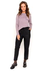 <p>Супер новинка от ELZA! Укороченные брюки на резинке - модный тренд этого сезона! Длина: 50-60= 98см по внешнему шву.&nbsp;</p>