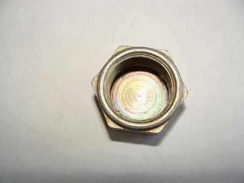 Гайка М24*1,5 (винта рег. вала сошки)