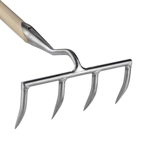 Траншейные Грабли Sneeboer 4 зубца 155 см рукоятка