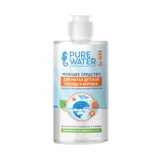 Мико моющее средство для мытья детской посуды Pure Water 450 мл