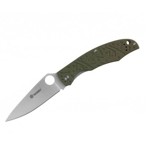 Нож Ganzo G7321 зеленый