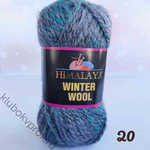 HIMALAYA WINTER WOOL 20,
