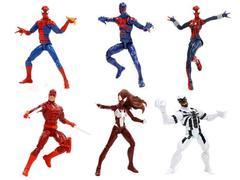 Марвел Легенд фигурки Человек паук Бесконечность серия 01