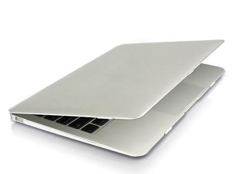 Накладка metal MacBook Pro 12 Retina /silver/ DDC
