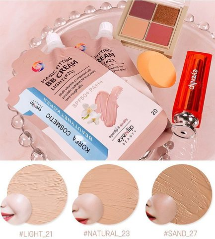 ББ-крем для лица Eyenlip Magic Fitting BB Cream SPF50+ PA+++