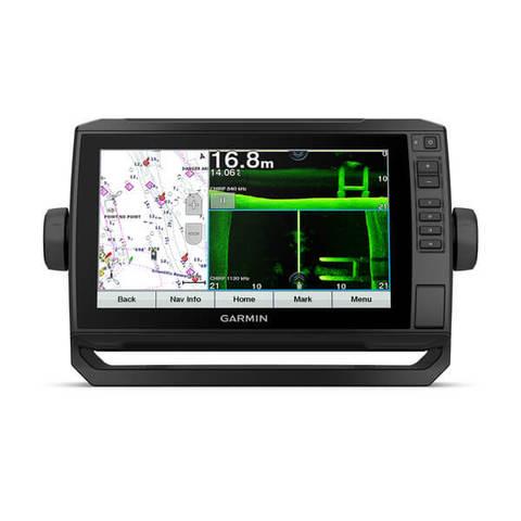 Эхолот-картплоттер Garmin EchoMap UHD 92sv с датчиком GT54UHD-TM